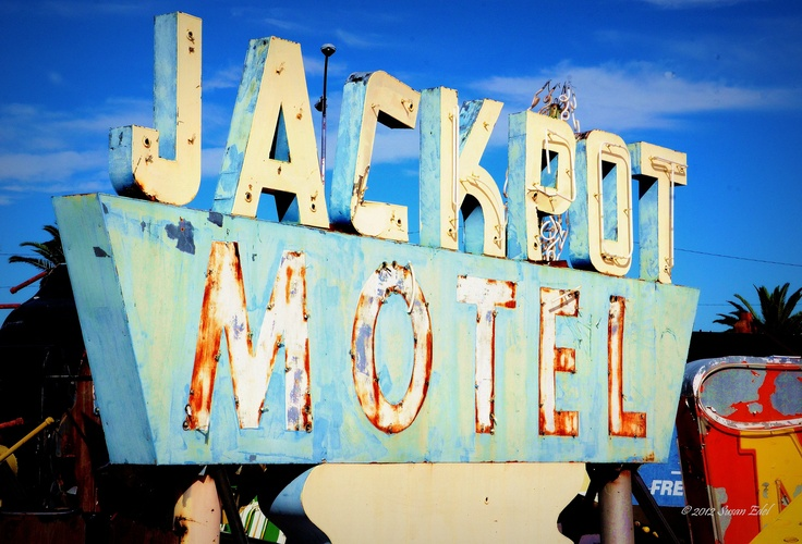 Neon Boneyard Las Vegas - old Las Vegas signs