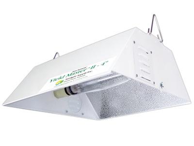 "Yield Master II - 4"" Reflector Classic | Sunlight Supply, Inc. - Indoor Gardening Supplies, Grow Lights, Hydroponics, and Lighting"