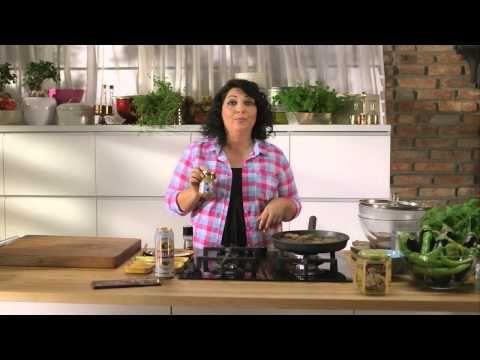Fokhagymás sertéstarja burgonyapürével - YouTube