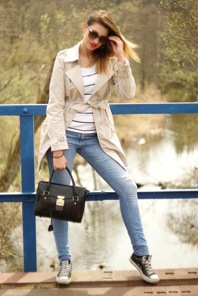 converse beige style