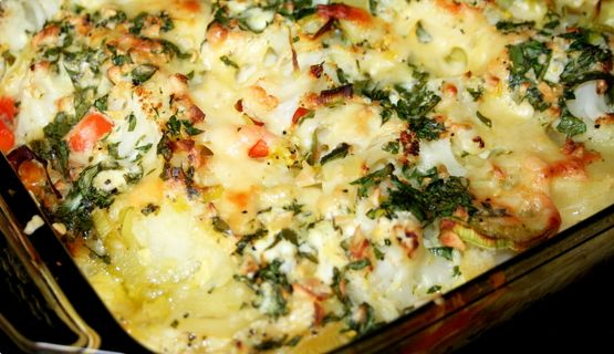 Musaka od povrća — Coolinarika