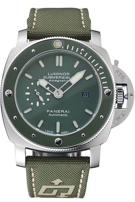 Replica Automatic Panerai Luminor Submersible 1950 3 Days Amagnetic Mens Watch