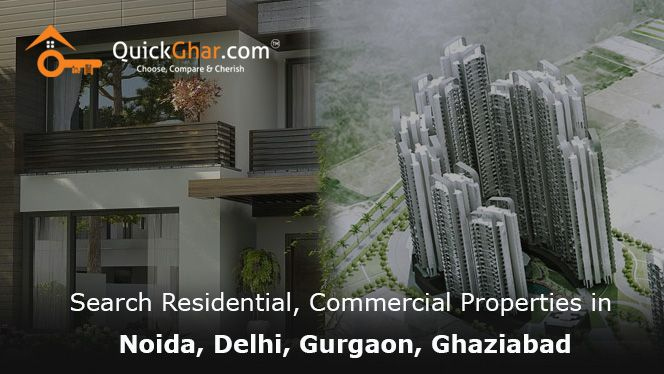 If you're looking into #realestate #investments, you likely want to earn wealth on #real #estate based on risk you are taking, while minimizing the amount of time you need to spend attending to the #property. In order to accomplish this, you need to make some smart choices upfront when #buying #investmentproperty. Have a look at @Quickghar #onlineproperty and search #residential and #commercial #properties in #Noida #Gurgaon #DelhiNCR and #Ghaziabad.