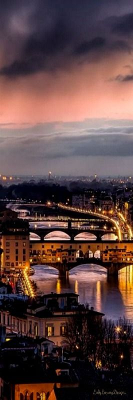 Sunset in Florence, Italy                                                                                                                                                     More