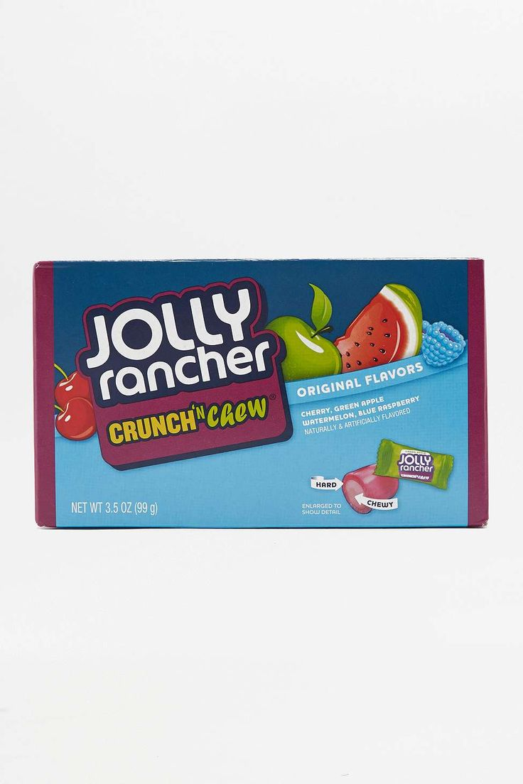 Jolly Rancher Crunch & Chew