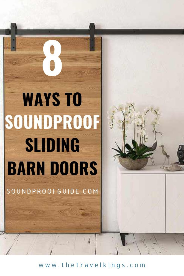 Soundproof Diy Sliding Barn Doors Doors Doorsopenandclosed Barn Diy Doors Sliding Soundp In 2020 Diy Sliding Barn Door Diy Sliding Door Barn Doors Sliding