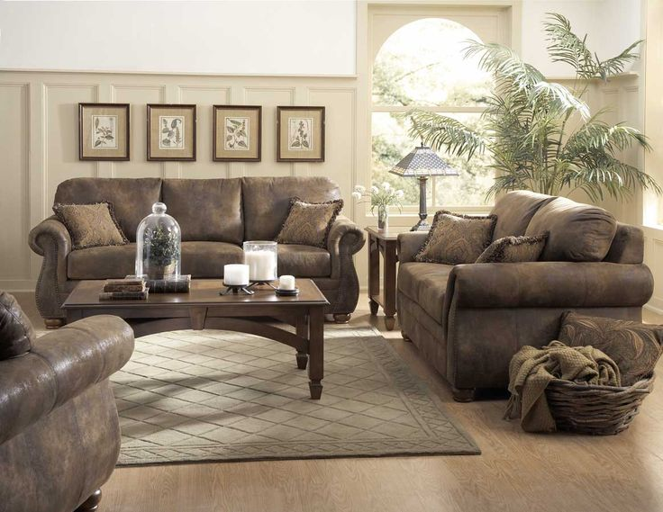 55 best images about Complete Living Room Set Ups on Pinterest