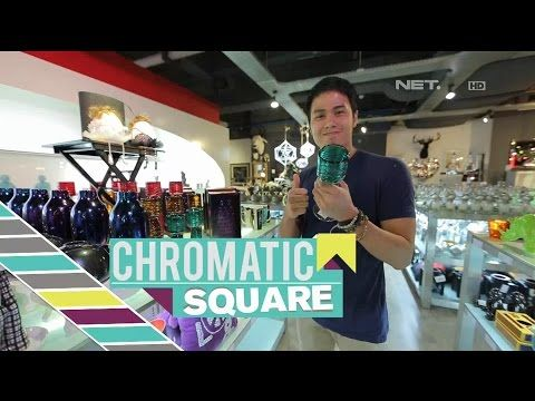 Chromatic Square Part 2 - dSIGN - YouTube