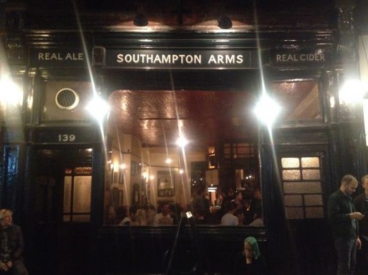 Southampton Arms London (by Josh Ferry Woodard)