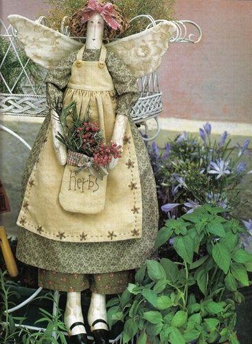 Herb-Gardener/RETIRADO DA NET by flavia_sm1963, via Flickr
