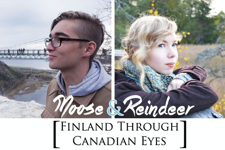 My Canadian SO is the comic relief of my blog, and he's at it again. This post by Alex is a window to his Canadian mind, experiencing Finland as an outsider. Stereotypes confirmed, stereotypes broken? How do Finland and Finns seem for someone from the Great White North?