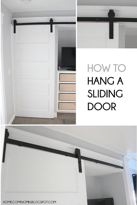 7 best images about doors on pinterest sliding barn doors how to hang and hardware. Black Bedroom Furniture Sets. Home Design Ideas