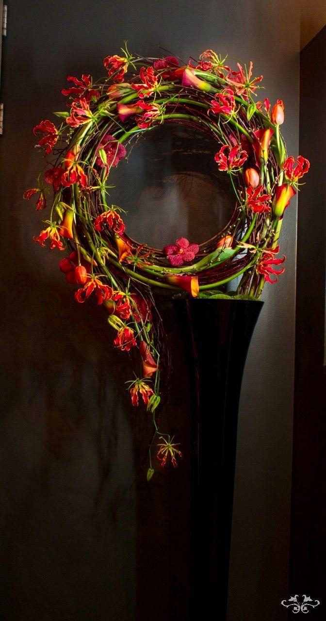 die besten 25 gloriosa lily wedding flower bilder ideen. Black Bedroom Furniture Sets. Home Design Ideas