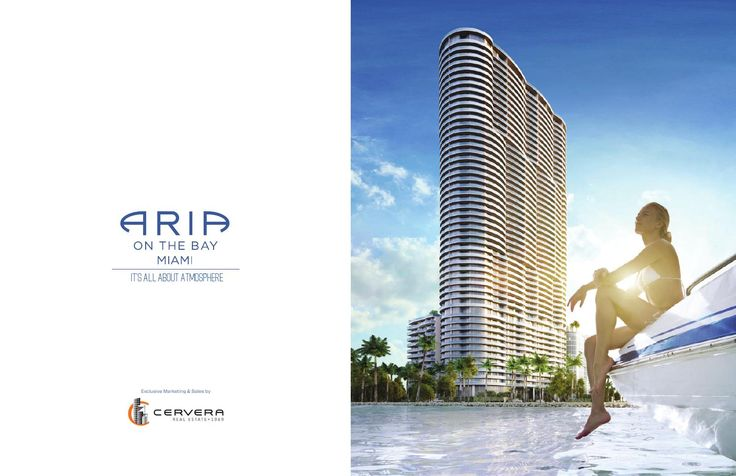 Aria on the Bay Miami  For Information : Best of Luxury Realty  jh@bestofluxuryrealty.com 786.443.2921