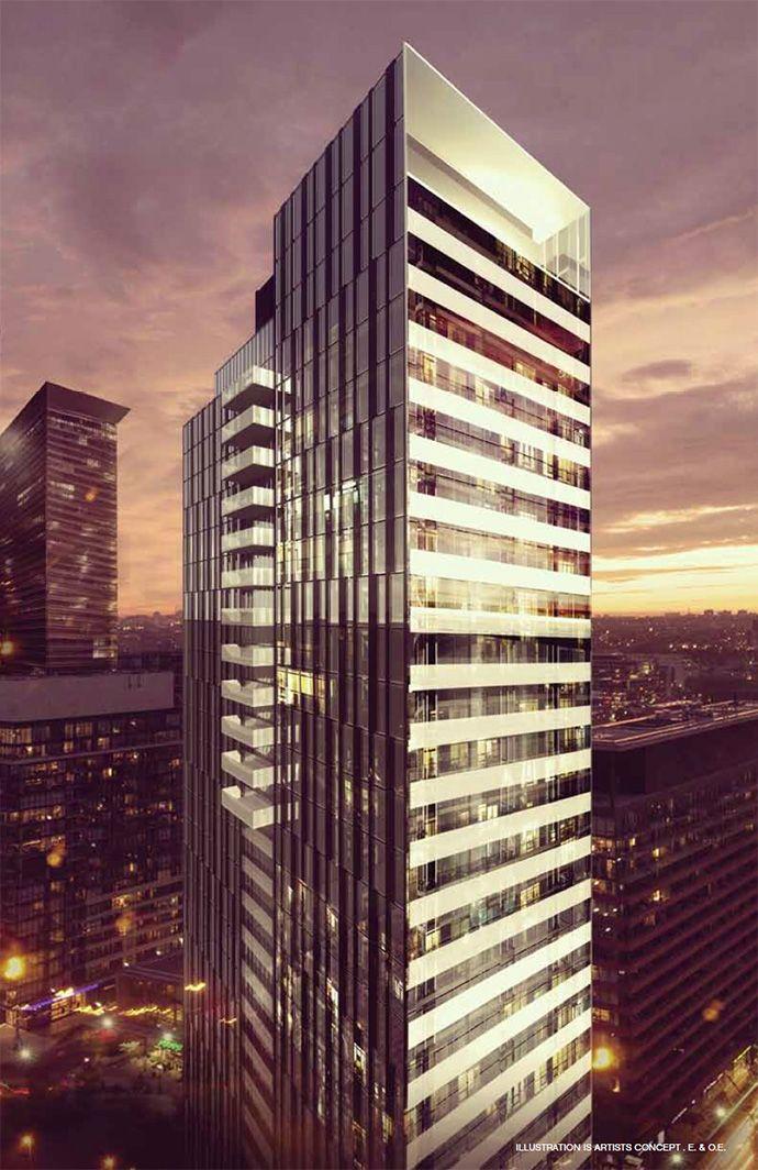 Cresford VOX #Toronto Condos High-Rise