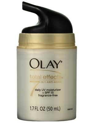 Olay Total Effects Daily UV Moisturizer Plus SPF 15 Fragrance Free
