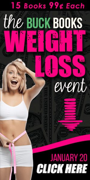 Get any or all of the 15 weight loss books for only 99 cents!