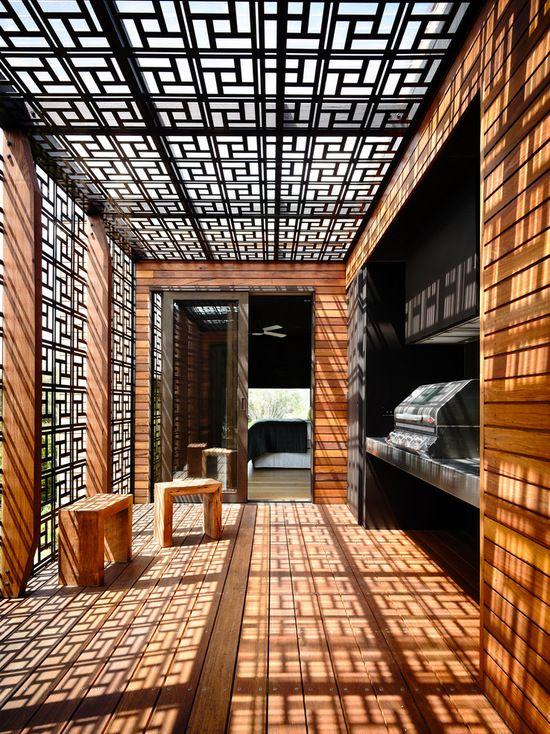 Alfresco Area Home Design Ideas, Renovations & Photos