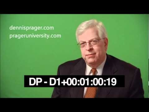 Dennis Prager - Gay Marriage - Dennis Prager gives a rational, unemotional, factual, conservative opinion on gay marriage, followed by an example of the opposing argument.