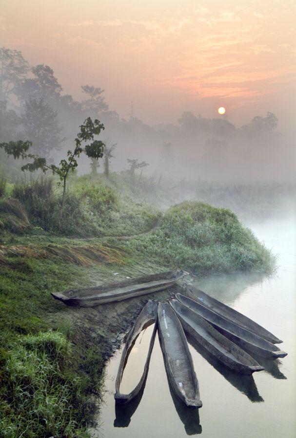 Chitwan National Park, Nepal