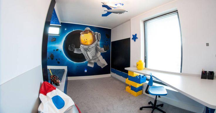 Dormitorios infantiles minimalistas de Ewa Weber