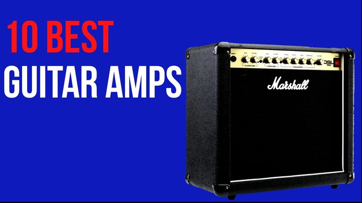 10 Best Guitar Amps 2017  Subscribe: https://www.youtube.com/channel/UCIe1lS6aIsiC17vMRro1r1g 10 Best Guitar Amps 2017 #GuitarAmps #Guitar #Amp   1.  Blackstar FLY3RED Guitar Combo Amplifier: http://amzn.to/2jUyxC2  2. Blackstar FLY103 Extension Cabinet: http://amzn.to/2j6ccNk  3. Line 6 Spider IV 75 75-watt 1×12 Modeling Guitar Amplifier: http://amzn.to/2j6lY1Q  4. Fender Mustang IV (V.2) 150-Watt 2×12 Electric Guitar Combo Amplifier: http://amzn.to/2jRBrqK  5. Marshall DSL15C..