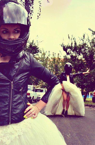 Moto Girl _ девушки любят мото <3 Мотоциклистки