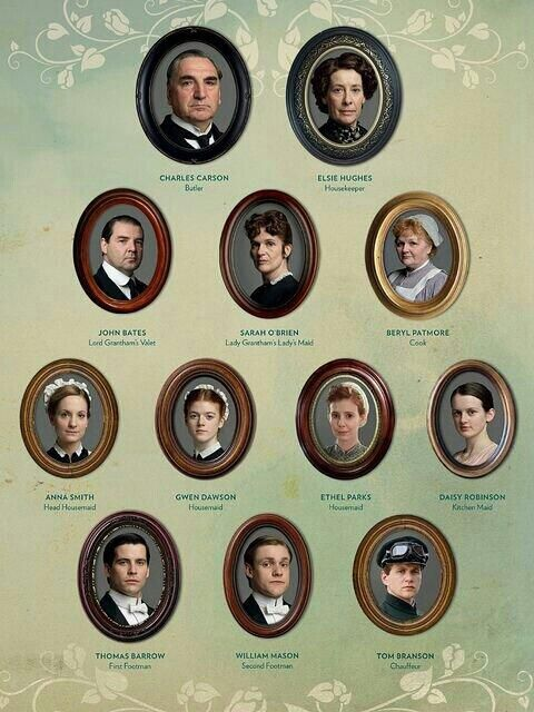 Downton Abbey Shufu☺ : 『ダウントン・アビー』徹底分析☺なぜこのドラマが面白いのか
