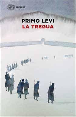 Primo Levi, La tregua, Super ET (copertina di Nicola Magrin)