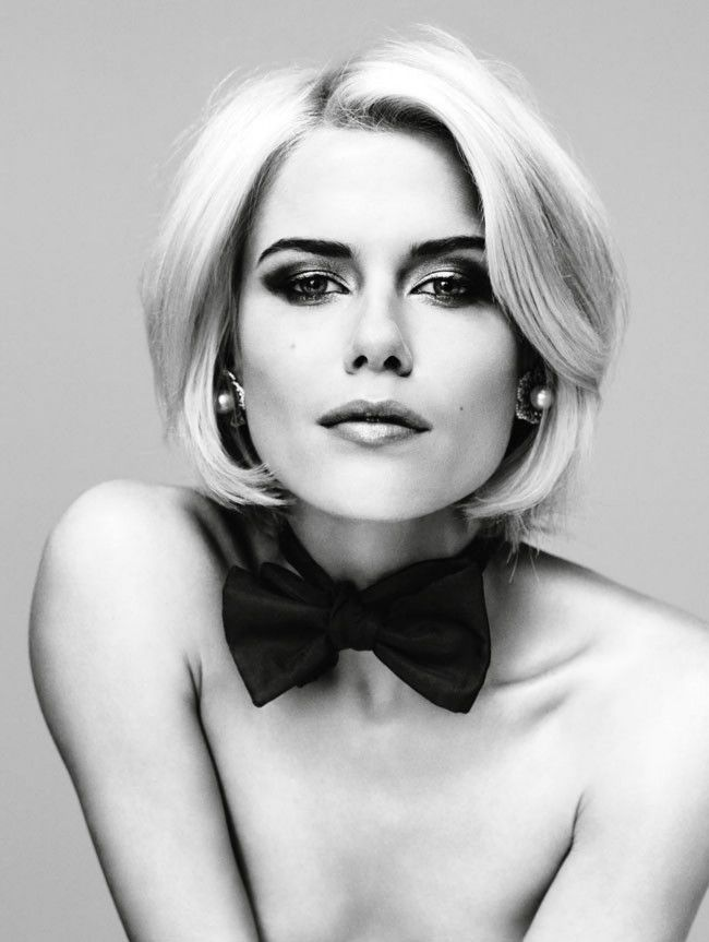 "Rachael Taylor starring in ABC's show ""666 Park Avenue"" as Jane Van Veen."