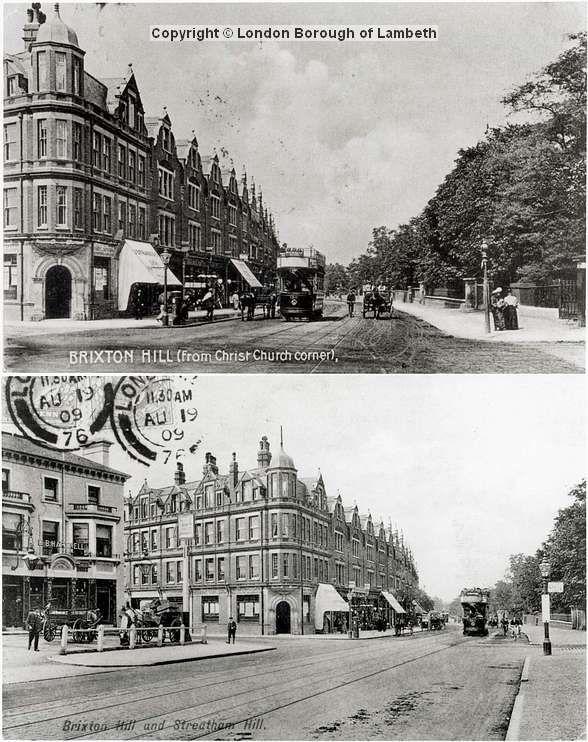 Brixton Hill 1905