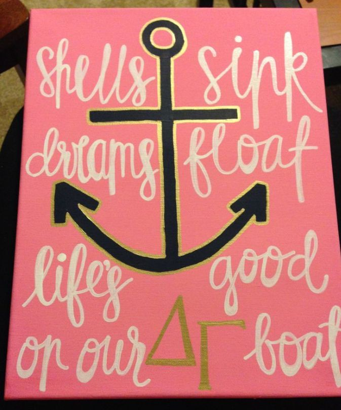 anchor crafting ⚓