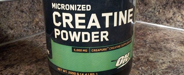 Product Review: Micronized Creatine Powder by Optimum Nutrition