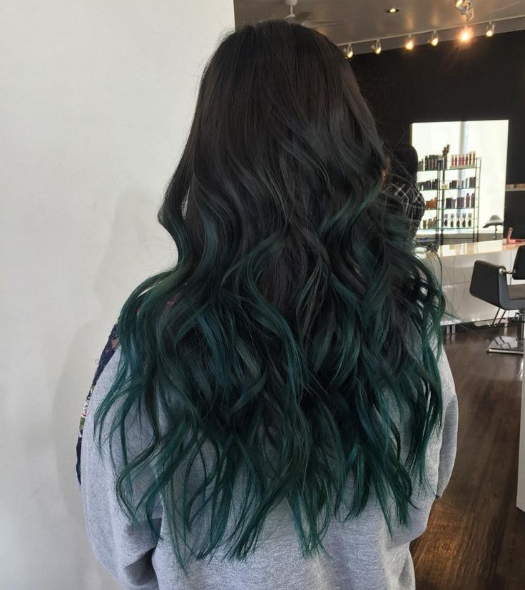 Green ombre – for fall/winter?