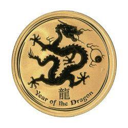 Lunar II Gold - Jahr des Drachen 2012