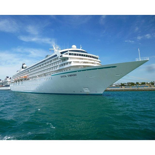 Best Crystal Cruises Images On Pinterest Crystal Cruises - Symphony cruise ship south africa