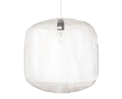 Mesh Pendant Large x3 over dining table