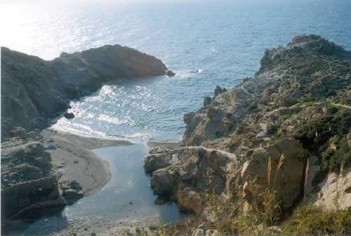 Nas beach, IKARIA Island Greece for ever