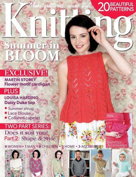 Knitting August 2013 - 轻描淡写 - 轻描淡写