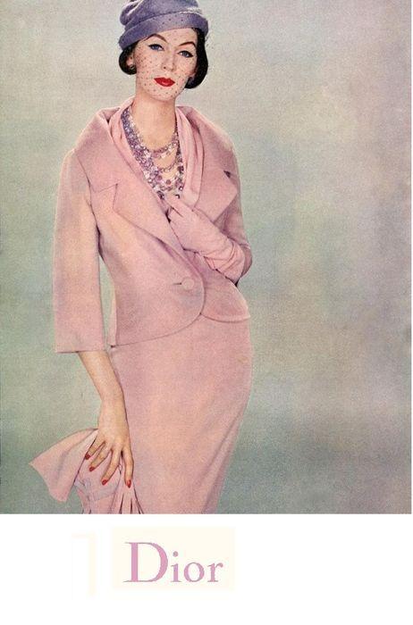 Christian Dior - Tailleur - Vintage  85f198004e7