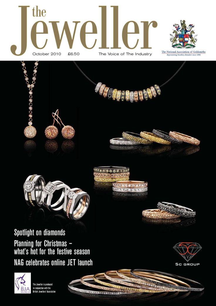 The Jeweller October 2010  Jeweller October 2010