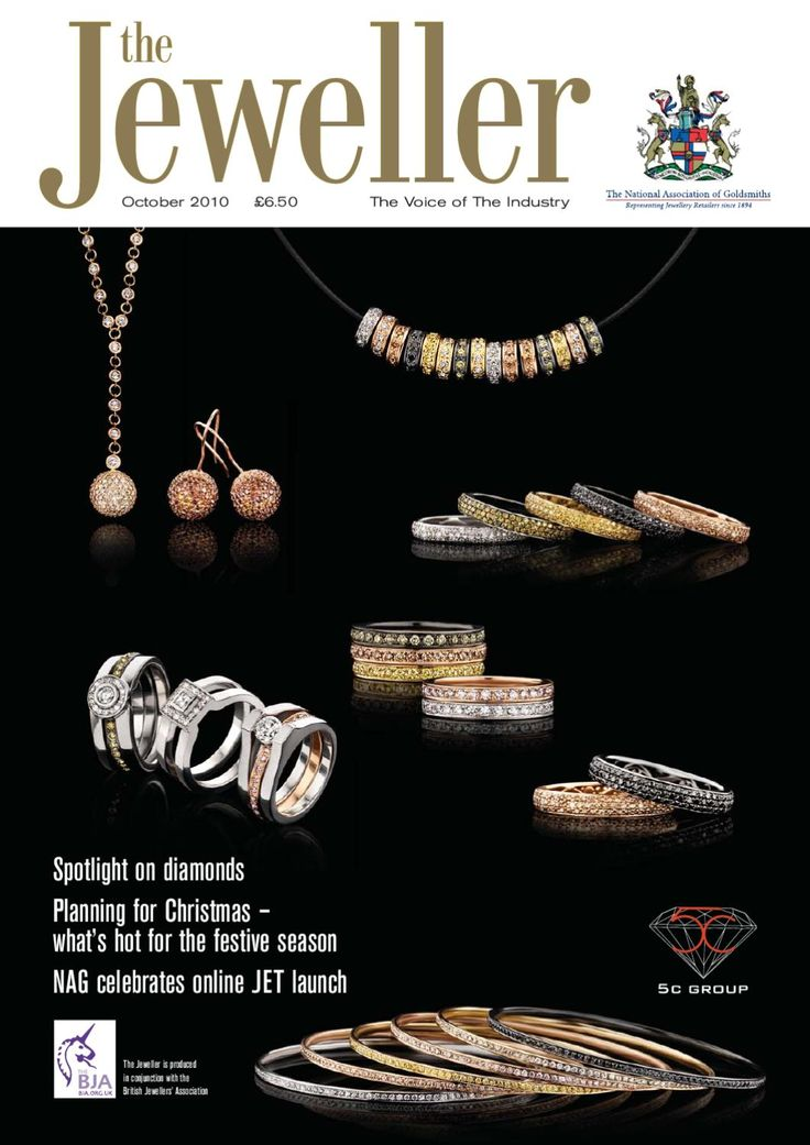 The Jeweller October 2010  Jeweller October 2010