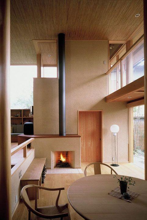 洛北の家|横内敏人建築設計事務所 もっと見る