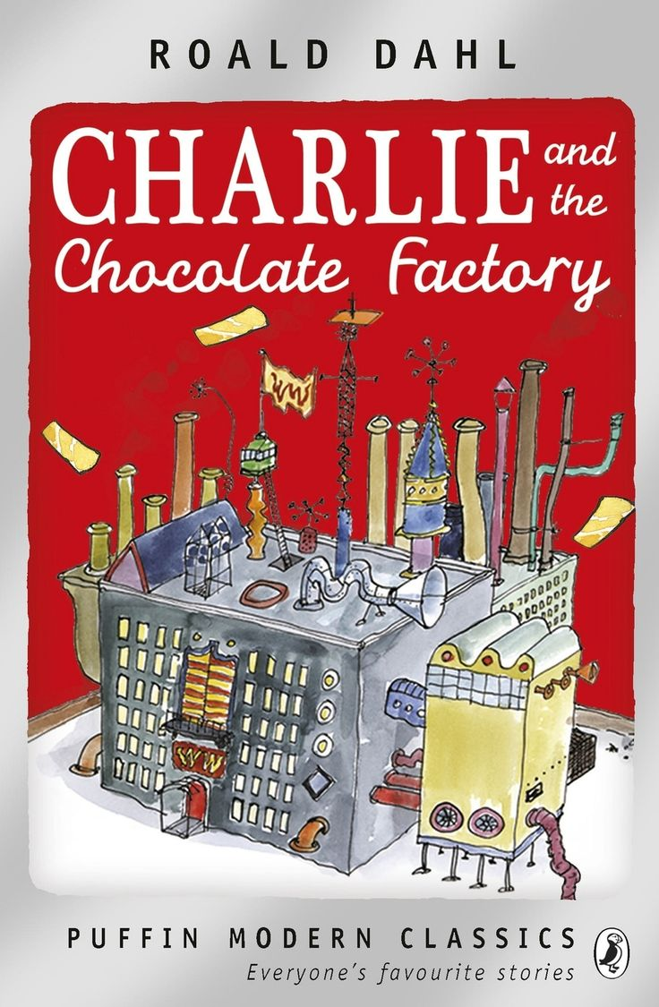 pdf charlie and the chocolate factory book