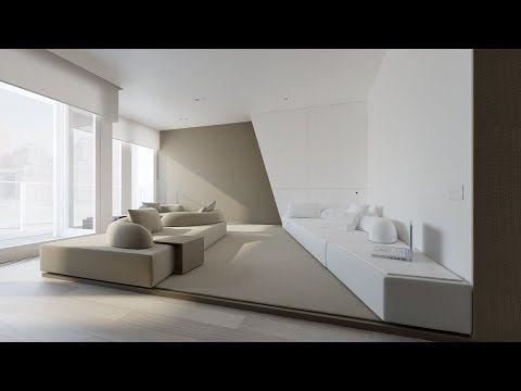 Minimalist Style Living Room Ideas with Minimalist Furniture Design