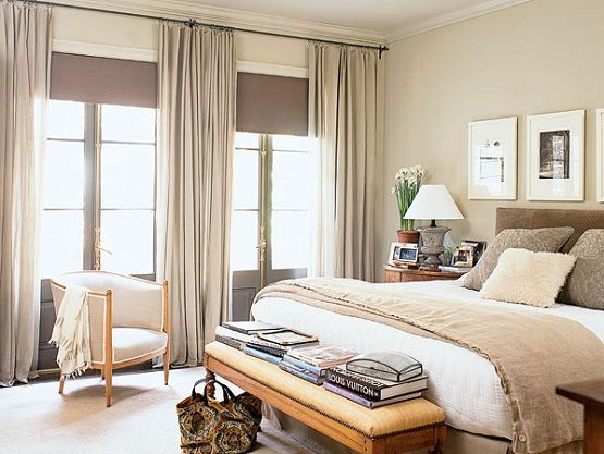Neutral master bedroom ideas neutral bedding ideas with metallic touch ideas for the house Master bedroom bed linens
