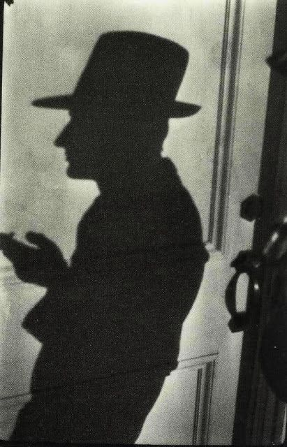 """Walker Evans: Self Portrait """"The secret of photography is, the camera takes on the character and personality of the handler."""" Walker Evans"""
