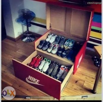 big shoe box storage customize design 5K
