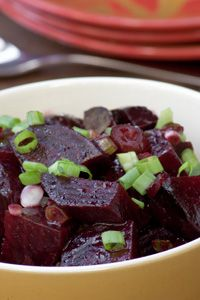 Baked Beetroot Salad with Cranberries INA PAARMAN