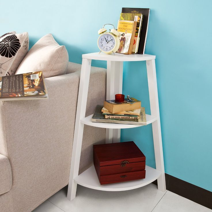 Small Tables For Every Corner In Your Room : Simple Coner Table.